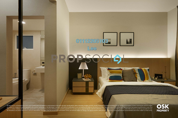 Condominium For Sale in Windmill Upon Hills, Genting Highlands Freehold Fully Furnished 3R/2B 1.63m