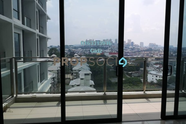 Serviced Residence For Sale in Nadi Bangsar, Bangsar Freehold Semi Furnished 2R/2B 1.6m