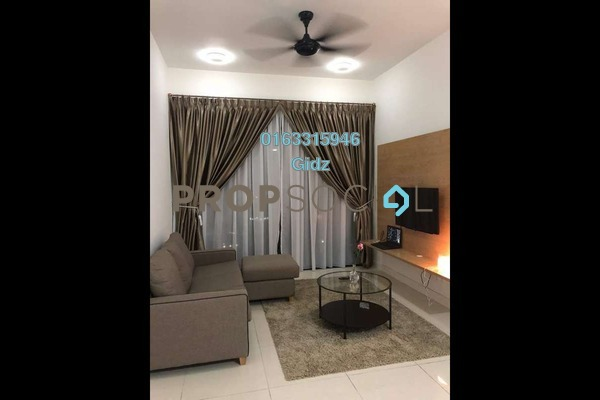 Serviced Residence For Sale in Nadi Bangsar, Bangsar Freehold Fully Furnished 2R/2B 2m