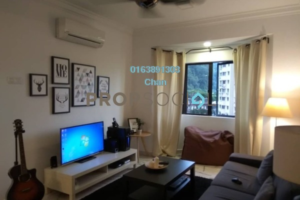 Condominium For Sale in Perdana Puri, Kepong Freehold Fully Furnished 3R/2B 318k