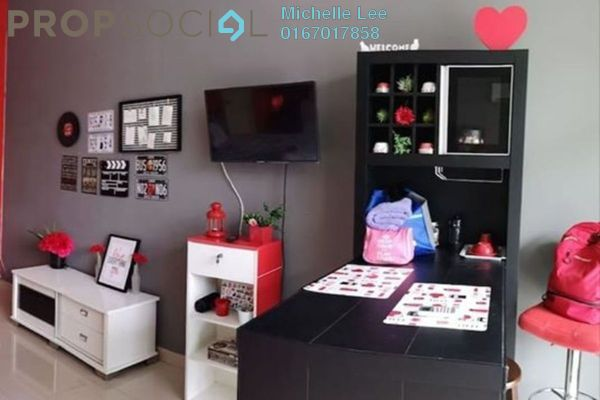 Serviced Residence For Sale in Palazio, Tebrau Freehold Fully Furnished 1R/1B 258k