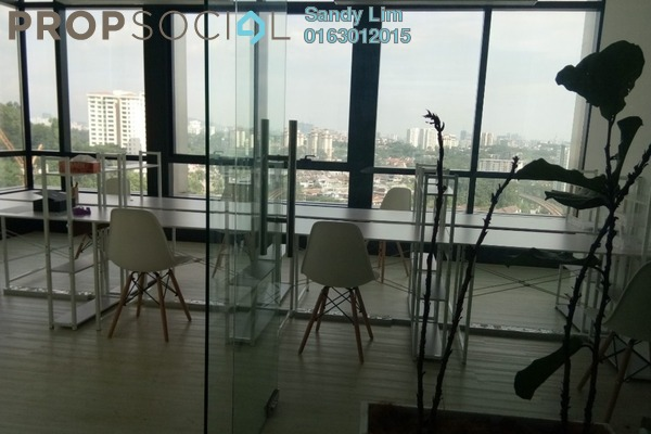 Office For Rent in Menara MBMR, Mid Valley City Freehold Fully Furnished 0R/2B 12.3k
