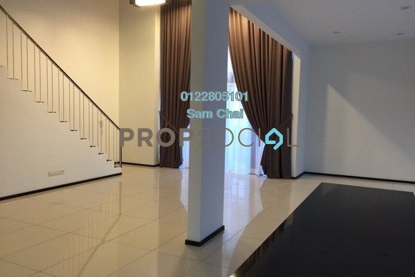 Terrace For Rent in The Breezeway, Desa ParkCity Freehold Semi Furnished 5R/4B 7.5k