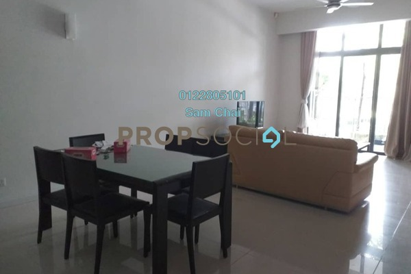 Superlink For Rent in Casaman, Desa ParkCity Freehold Fully Furnished 3R/3B 7k