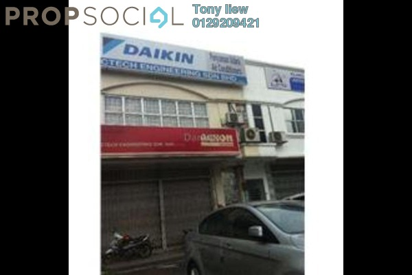 Factory For Rent in Taman Perindustrian OUG, Old Klang Road Freehold Semi Furnished 0R/2B 4.5k