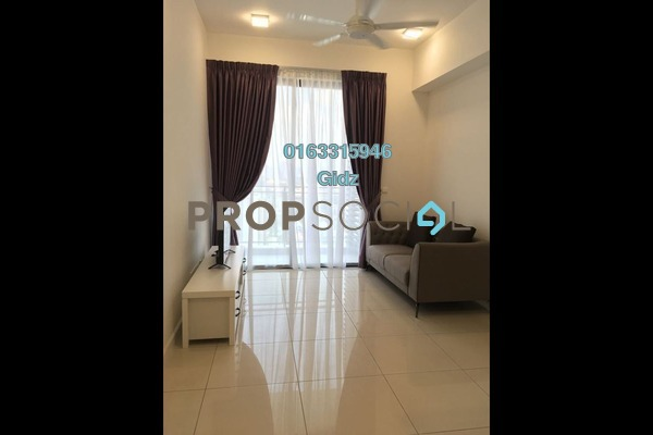 Serviced Residence For Sale in Nadi Bangsar, Bangsar Freehold Fully Furnished 1R/1B 950k