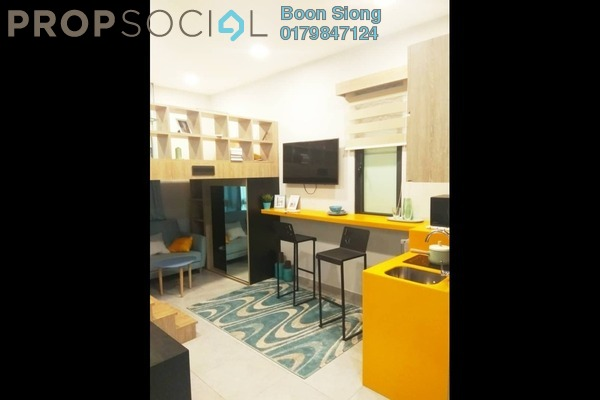 Serviced Residence For Sale in 3rdNvenue, Ampang Hilir Leasehold Semi Furnished 2R/2B 340k