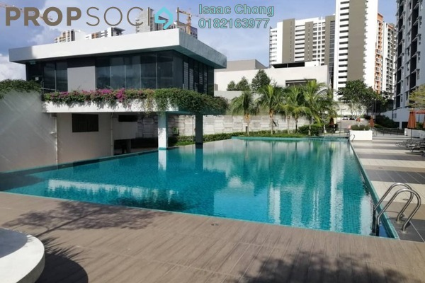 Condominium For Sale in Ivory Residence, Kajang Freehold Fully Furnished 3R/2B 360k