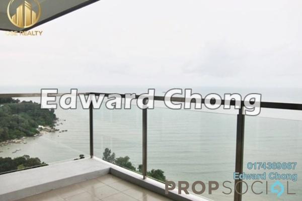 Condominium For Rent in Island Resort, Batu Ferringhi Freehold Fully Furnished 3R/2B 2.5k