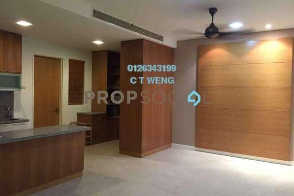 Condominium For Rent in Binjai Residency, KLCC Freehold Semi Furnished 4R/5B 6k