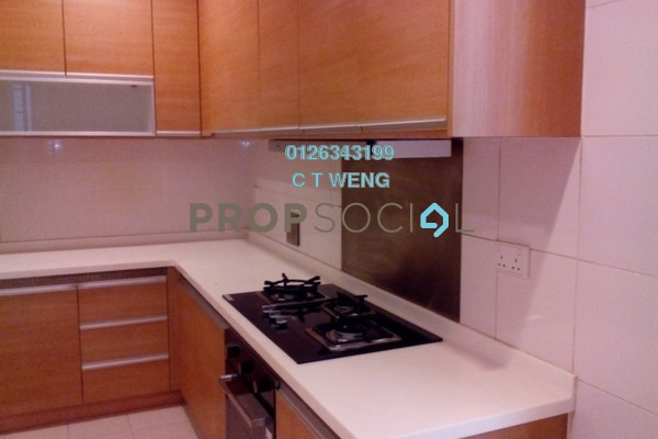 Condominium For Rent in Marc Service Residence, KLCC Freehold Semi Furnished 4R/5B 12k