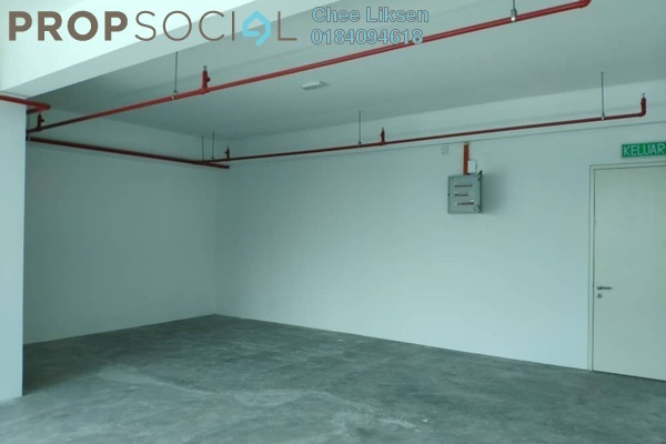 Office For Sale in Kiara 163, Mont Kiara Freehold Unfurnished 0R/1B 460k