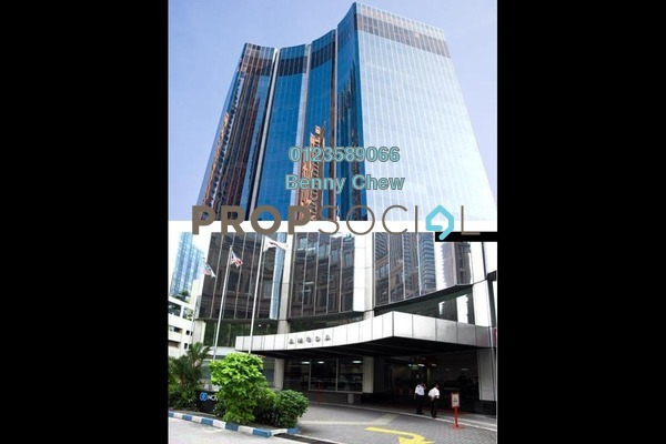 Office For Rent in Amoda, Bukit Bintang Freehold Semi Furnished 0R/0B 6.75k