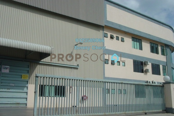 Factory For Rent in Berjaya Park, Shah Alam Freehold Unfurnished 0R/0B 87k