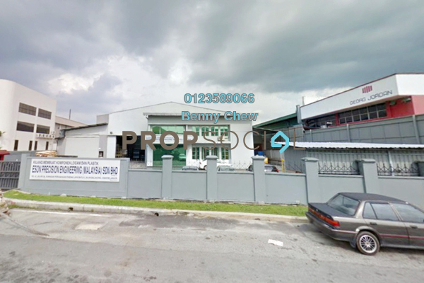 Factory For Sale in Cheras Jaya Industrial Park, Balakong Freehold Unfurnished 0R/0B 16.5m