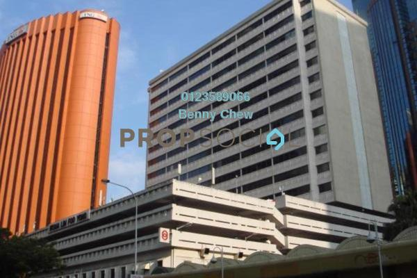 Office For Rent in Wisma Lim Foo Yong, Bukit Ceylon Freehold Semi Furnished 0R/0B 6.3k