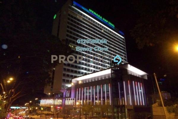 For Rent Office at Menara Hap Seng, KLCC Freehold Semi Furnished 0R/0B 7.5k