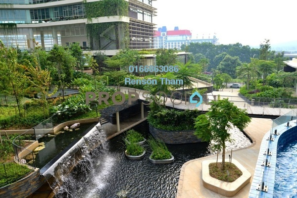 Condominium For Sale in Section 1, Petaling Jaya Freehold Semi Furnished 2R/2B 439k