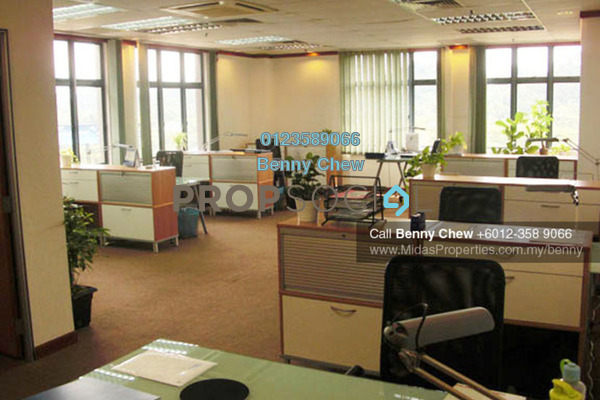 Office For Rent in Phileo Damansara 2, Petaling Jaya Freehold Fully Furnished 0R/0B 5k