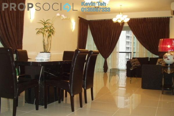 Condominium For Rent in Mont Kiara Banyan, Mont Kiara Freehold Fully Furnished 3R/4B 6.9k