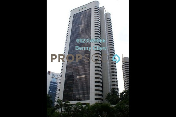 Office For Rent in UBN Tower, KLCC Freehold Semi Furnished 0R/0B 10.2k