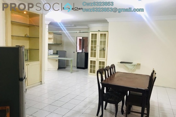 For Rent Condominium at Venice Hill, Batu 9 Cheras Freehold Fully Furnished 4R/2B 1.2k