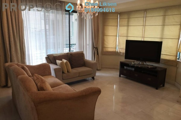 Condominium For Sale in Araville, Bangsar Freehold Fully Furnished 3R/3B 1.3m