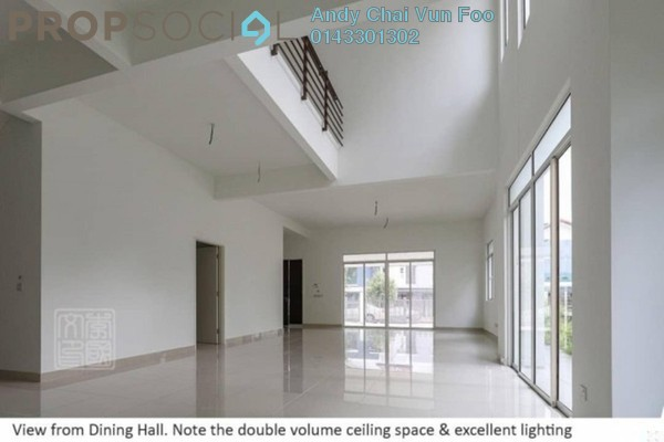 Semi-Detached For Sale in Semi 8, Balik Pulau Freehold Unfurnished 5R/5B 1.65m