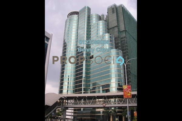 Office For Rent in Sunway Tower, Dang Wangi Freehold Semi Furnished 0R/0B 8k