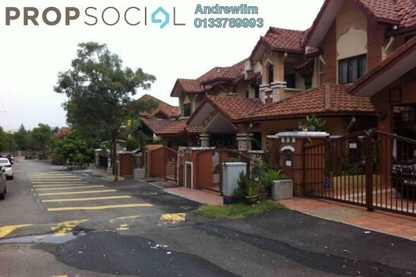 Terrace For Sale in BK9, Bandar Kinrara Freehold Semi Furnished 4R/3B 980k