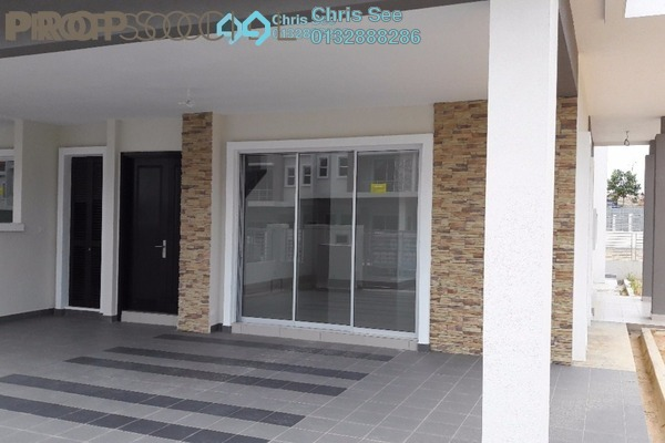Terrace For Rent in Ixora Residences, Bandar Seri Coalfields Freehold Unfurnished 4R/4B 1.5k