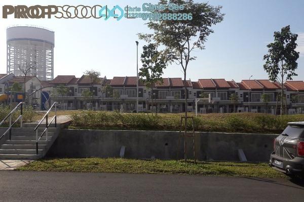 Terrace For Rent in Ixora Residences, Bandar Seri Coalfields Freehold Unfurnished 4R/4B 1.1k