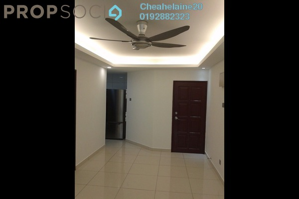 Apartment For Sale in Taman Sri Kuching, Jalan Ipoh Freehold Semi Furnished 3R/2B 288k