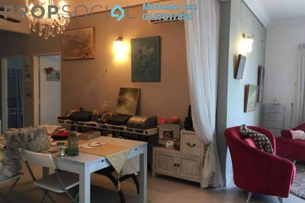 Serviced Residence For Sale in Tebrau City Residences, Tebrau Freehold Fully Furnished 3R/2B 390k