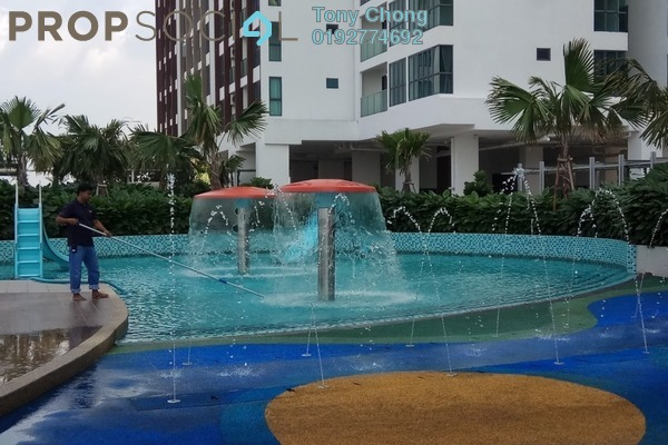 Condominium For Rent in Amerin Mall & Residence, Balakong Freehold Fully Furnished 2R/2B 1.5k