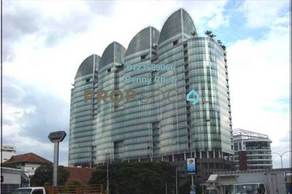 For Rent Office at The Icon, KLCC Freehold Semi Furnished 0R/0B 8.25k