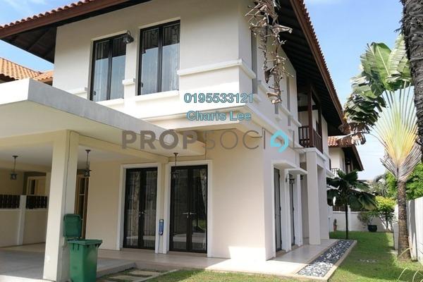 Semi-Detached For Sale in Seri Beringin, Damansara Heights Freehold Semi Furnished 4R/5B 4.35m
