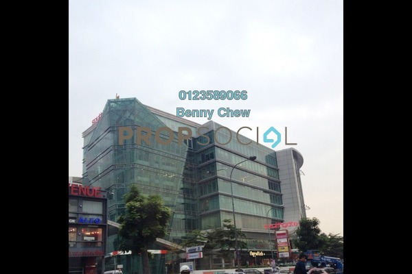 Office For Rent in Southgate, Sungai Besi Freehold Semi Furnished 0R/0B 21k