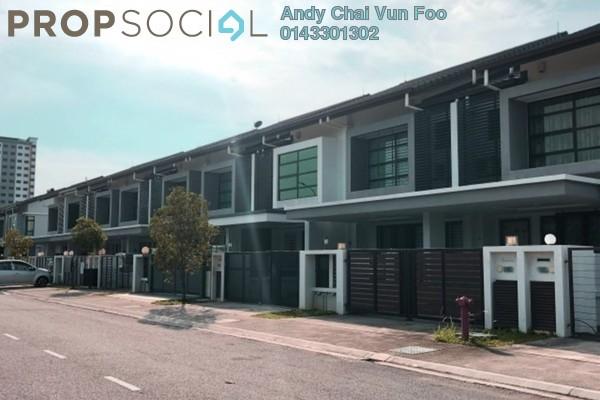 Terrace For Sale in Bangunan Getah Asli, KLCC Freehold Unfurnished 4R/3B 750k