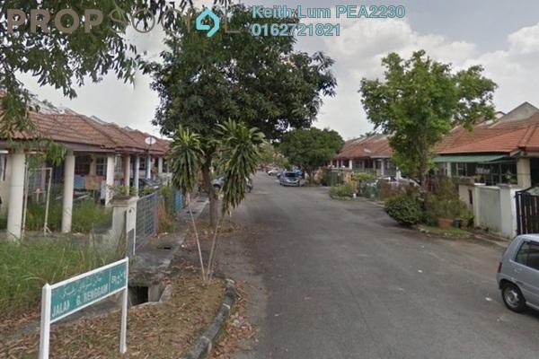 Terrace For Sale in Berjaya Park, Shah Alam Freehold Semi Furnished 3R/3B 500k