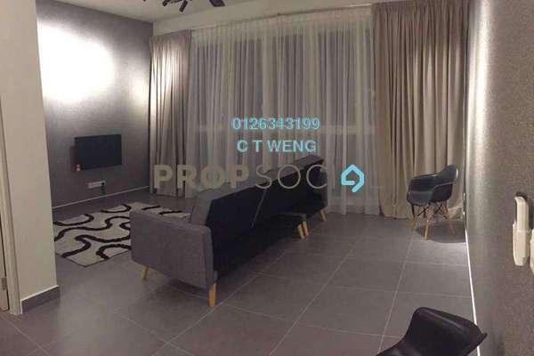Condominium For Rent in Sentrio Suites, Desa Pandan Freehold Fully Furnished 3R/2B 3k
