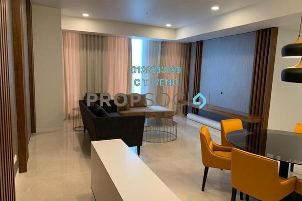 Condominium For Rent in Tropicana The Residences, KLCC Freehold Fully Furnished 2R/2B 6.9k