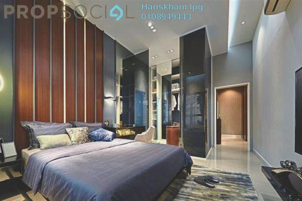 Condominium For Sale in Henna Residence @ The Quartz, Wangsa Maju Freehold Semi Furnished 3R/2B 439k