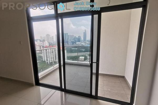 Condominium For Rent in Vivo Residential @ 9 Seputeh, Old Klang Road Freehold Semi Furnished 3R/2B 3.8k