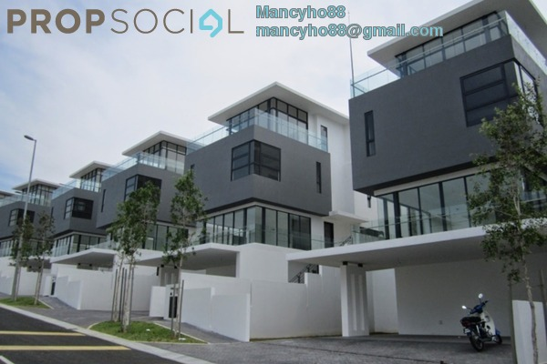 For Sale Bungalow at Laman Granview, Puchong Freehold Unfurnished 6R/7B 2.2m