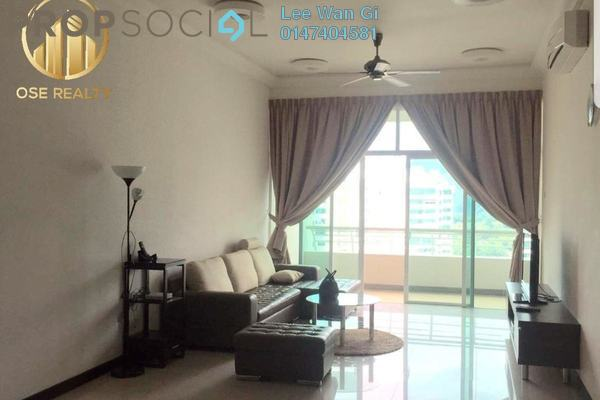 Condominium For Sale in Fettes Residences, Tanjung Tokong Freehold Fully Furnished 4R/3B 1.5m