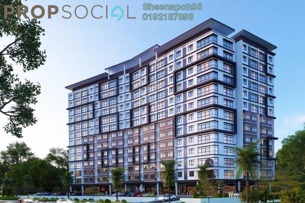 Condominium For Sale in d'Millenia, Kota Samarahan Freehold Semi Furnished 1R/1B 232k