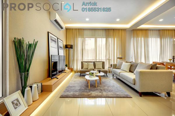Terrace For Sale in Kundang Estates, Kundang Freehold Unfurnished 4R/3B 588k