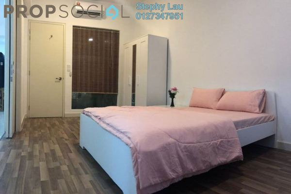 Condominium For Sale in Sunway Geo Residences 2, Bandar Sunway Freehold Fully Furnished 1R/1B 740k