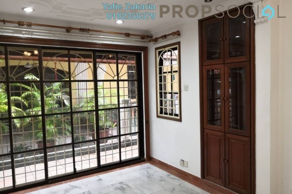 Terrace For Rent in BRP 5, Bukit Rahman Putra Freehold Fully Furnished 4R/3B 2.5k